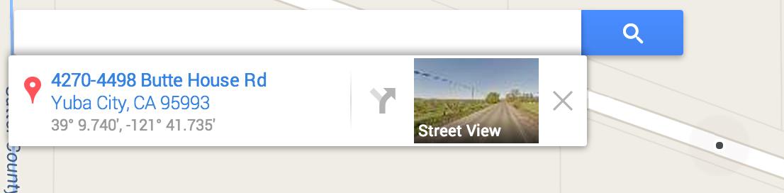 Google maps help image