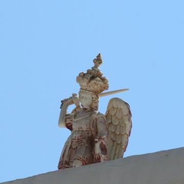 Statuetta di San Michele Arcangelo - Montemesola